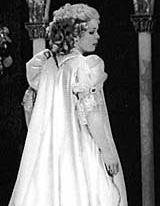Contessa in Mozart's Nozze di Figaro at the Hamburger Staatsoper under Horst Stein